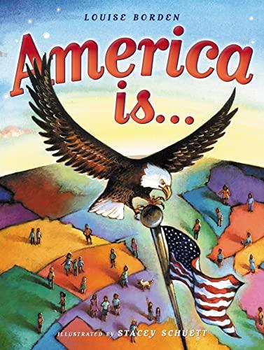 9780689839009: America Is... (Avenues)
