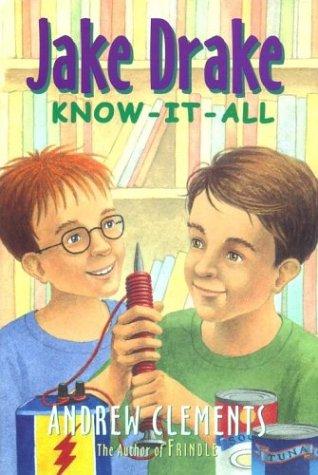 9780689839184: Jake Drake, Know-it-all