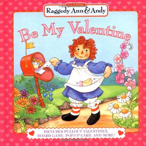 Be My Valentine: Includes Pullout Valentines Board: Inches, Alison