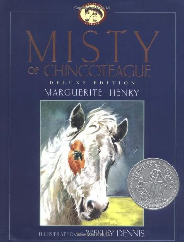 9780689839269: Misty of Chincoteague Deluxe Edition