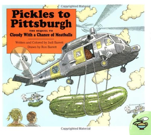 9780689839290: Pickles To Pittsburgh