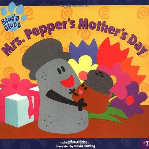 9780689839344: Mrs. Pepper's Mother's Day (Blue's Clues)