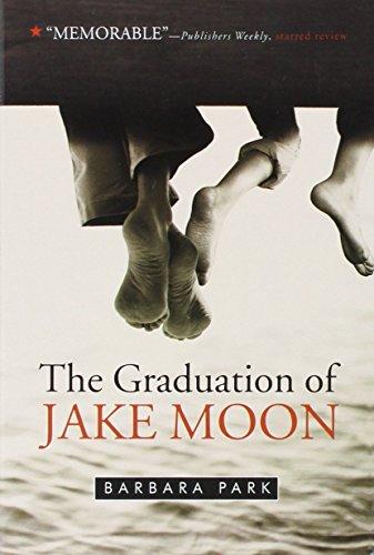 9780689839856: The Graduation of Jake Moon (Aladdin Fiction)