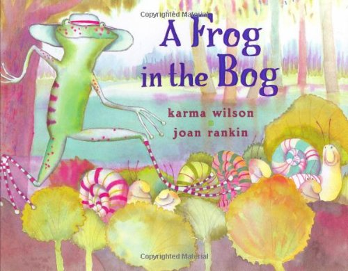 9780689840814: A Frog in the Bog