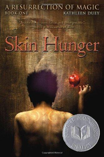 9780689840944: Skin Hunger (A Resurrection of Magic)