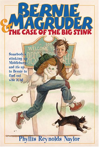 9780689841286: Bernie Magruder and the Case of the Big Stink (Escapade)