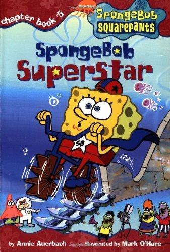 9780689841743: Spongebob Superstar (SPONGEBOB SQUAREPANTS CHAPTER BOOKS)