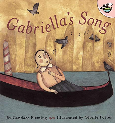 9780689841750: Gabriella's Song (Aladdin Picture Books)