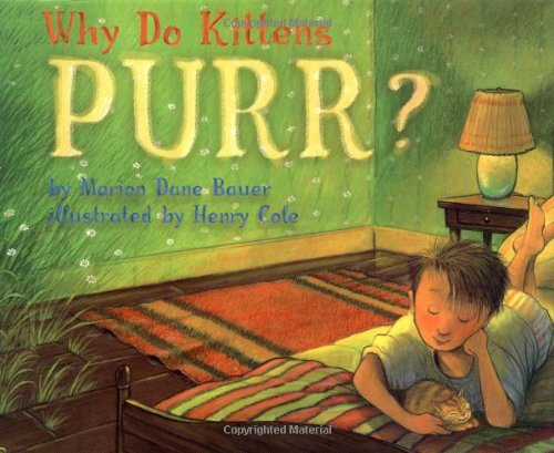 9780689841798: Why Do Kittens Purr?