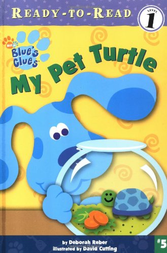 9780689841866: My Pet Turtle (BLUE'S CLUES READY-TO-READ)