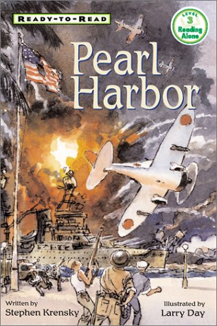 9780689842139: Pearl Harbor (Ready-To-Read. Level 3, Reading Alone)