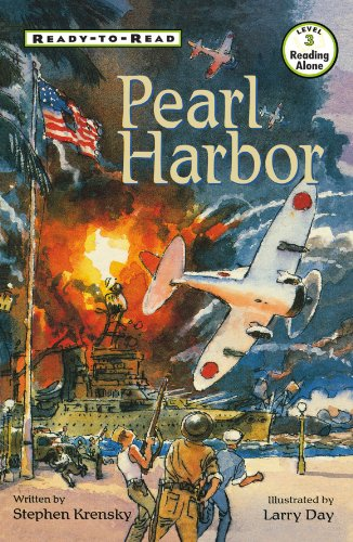 9780689842146: Pearl Harbor : Ready To Read Level 3