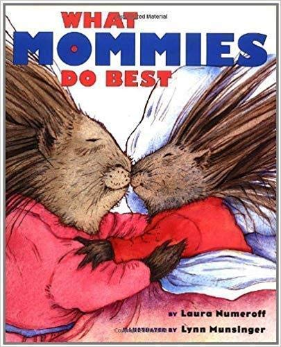 9780689842184: What Mommies Do Best/What Daddies Do Best (Stories to Go!)