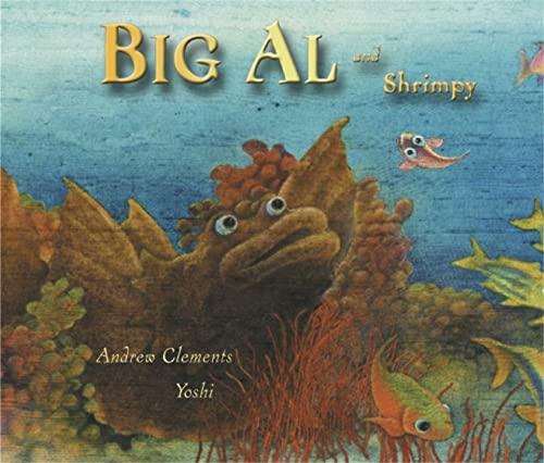 Big Al and Shrimpy: Andrew Clements