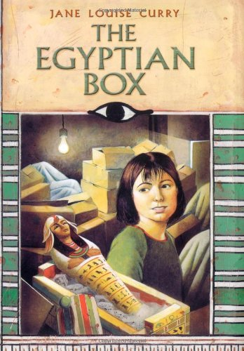 The Egyptian Box: Curry, Jane Louise