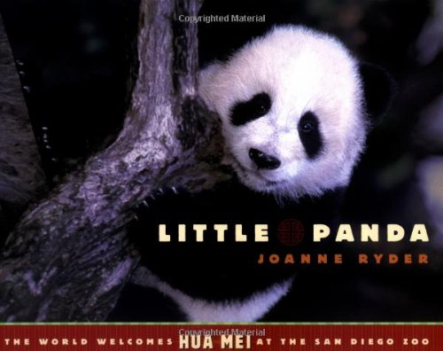 9780689843105: Little Panda: The World Welcomes Hua Mei at the San Diego Zoo