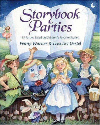 9780689843280: Storybook Parties