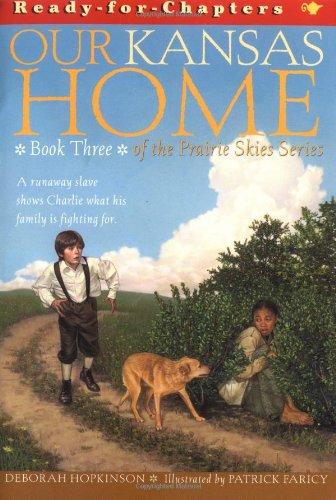 9780689843532: Our Kansas Home