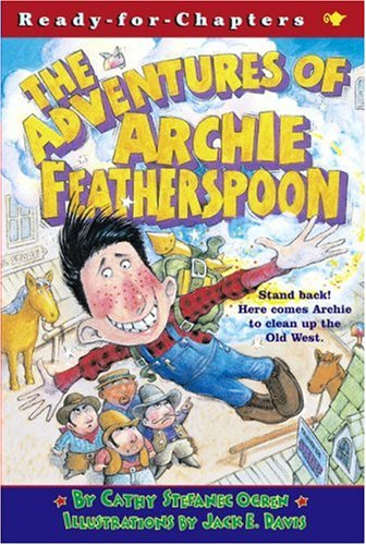 9780689843594: The Adventures of Archie Featherspoon