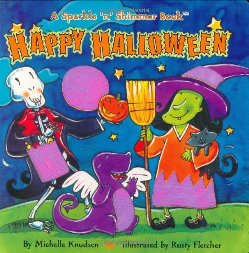 9780689844010: Happy Halloween (Sparkle 'n' Shimmer Books)