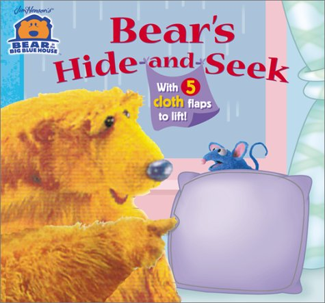 9780689844096: Bear's Hide-and-Seek