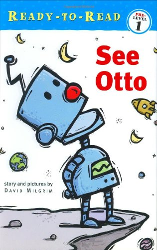 9780689844164: See Otto (ROCKET POWER READY-TO-READ)