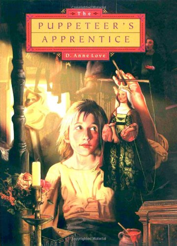 9780689844249: Puppeteer's Apprentice, The