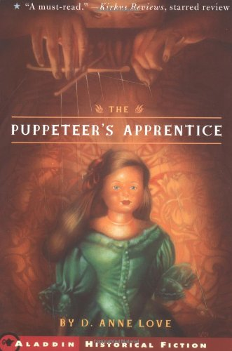 9780689844256: The Puppeteer's Apprentice