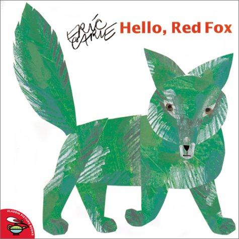 9780689844317: Hello, Red Fox (Aladdin Picture Books)