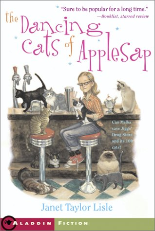 9780689844560: Dancing Cats of Applesap, The