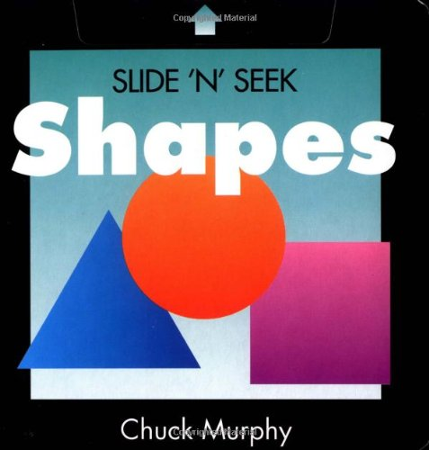 9780689844775: Shapes (Slide 'n' Seek)