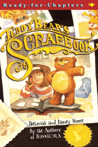 9780689844836: Teddy Bear's Scrapbook