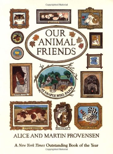 9780689844997: Our Animal Friends at Maple Hill Farm
