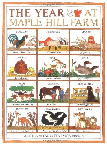 9780689845000: The Year At Maple Hill Farm