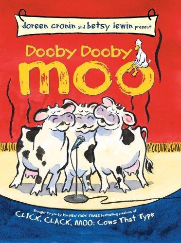 9780689845079: Dooby Dooby Moo (A Click Clack Book)