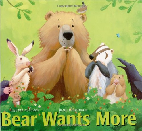 9780689845093: Bear Wants More (The Bear Books)