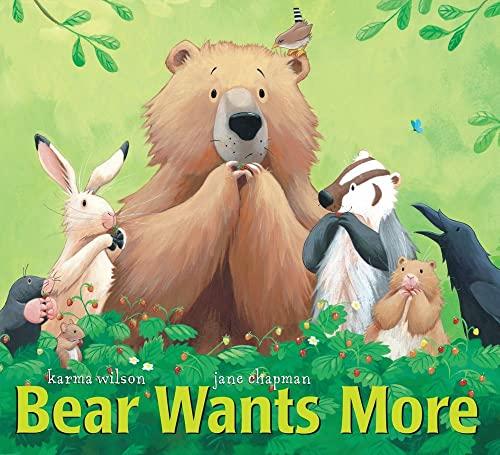 9780689845093: Bear Wants More (The Bear Books)