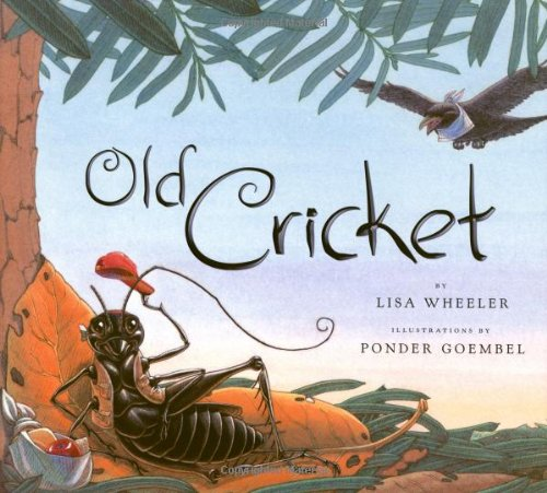 9780689845109: Old Cricket
