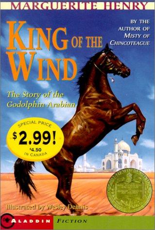King Of The Wind- Kidspicks 2001 (Marguerite: Henry, Marguerite