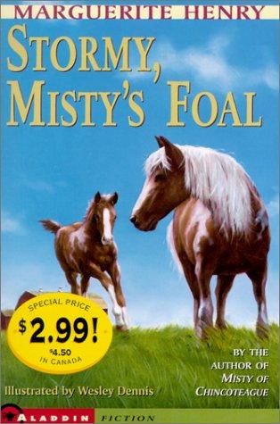 Stormy, Misty's Foal Kidspicks 2001: Marguerite Henry