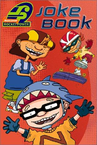 9780689845390: Rocket Power Joke Book