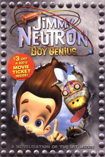Jimmy Neutron Boy Genius: Cerasini, Marc; Nickelodeon