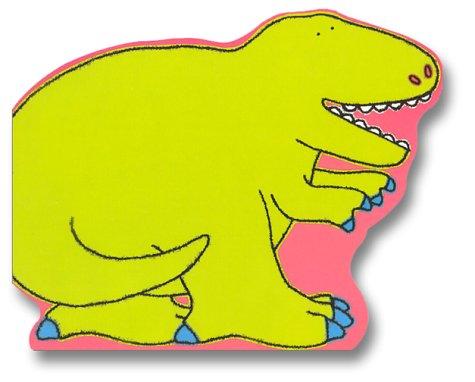 9780689845482: Tyrannosaurus Rex (Shaped Dinosaur Board Book)