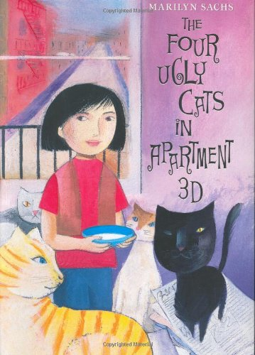 9780689845819: The Four Ugly Cats in Apartment 3D