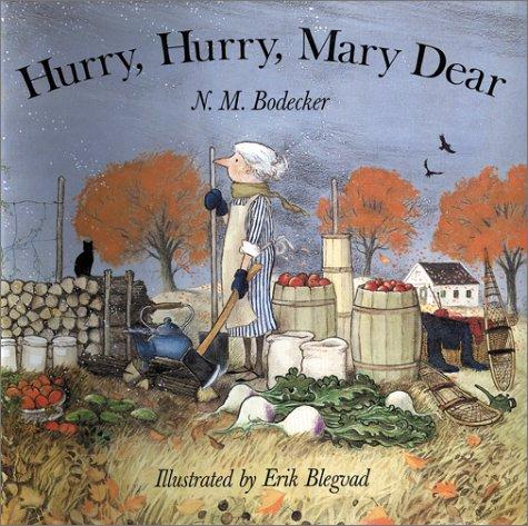 9780689845963: Hurry, Hurry, Mary Dear