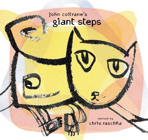 9780689845987: John Coltrane's Giant Steps (Richard Jackson Books (Atheneum Hardcover))