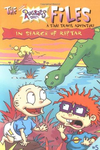 In Search of Reptar: Banks, Steven, Artful Doodlers