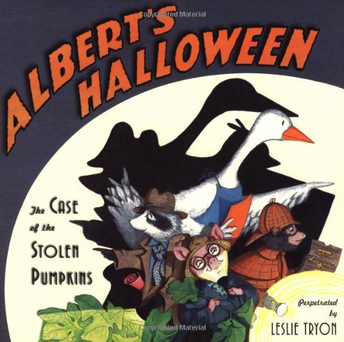 9780689846144: Albert's Halloween: The Case of the Stolen Pumpkins