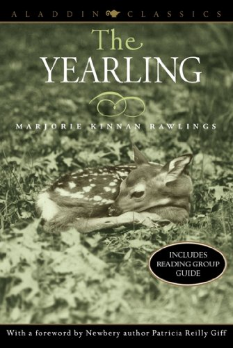 9780689846236: The Yearling (Aladdin Classics)