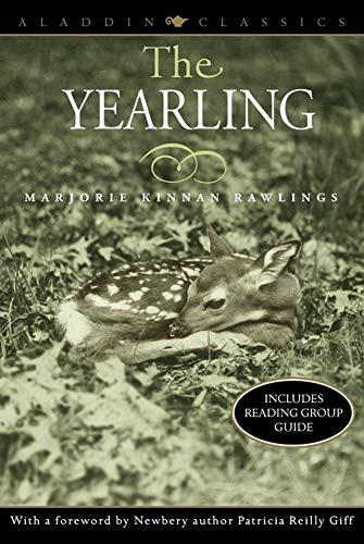 9780689846236: The Yearling (Aladdin Classics)